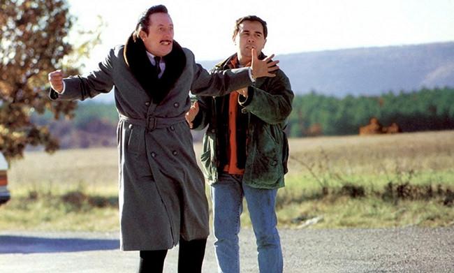 Jean Rochefort et Gérard Jugnot dans Tandem de Patrice Leconte - Dossier Numéro 673 Avant-Scène Cinéma