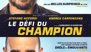 Le défi du champion de Leonarda d'Agostino