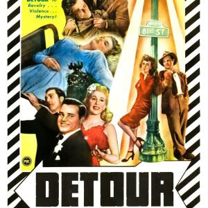 Actus dvd Avant-Scène Cinéma 675 - Quatre films anglo-saxon vintage dont Détour d'Edgar G Ulmer