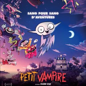Petit Vampire de Joann Sfar