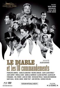 Le diable et les dix commandements de Julien Duvivier - actu dvd - Avant-Scène Cinéma
