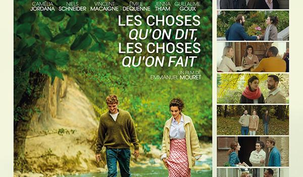 Couverture du Numéro 678 de l'Avant-Scène Cinéma à propos de Les choses qu'on dit, les choses qu'on fait d'Emmanuel Mouret