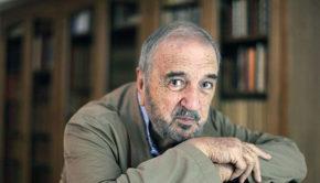 Portrait de Jean-Claude Carrière par Bernard Bisson