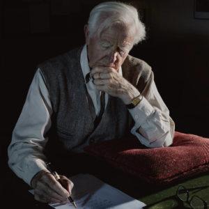 Portrait John Le Carré