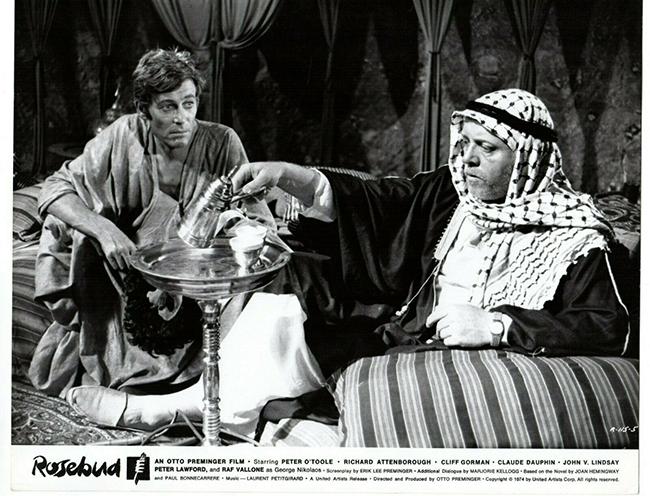 Image du film Rosebud d'Otto Preminger