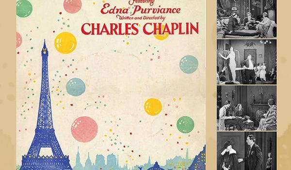 Couverture numéro 682 Avant-Scène Cinéma - L'opinion publique - Charlie Chaplin