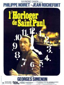 L'horloger de Saint Paul de Bertrand Tavernier