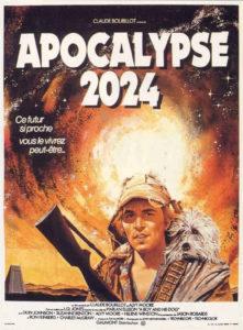 Apocalypse 2024 de L Q Jones