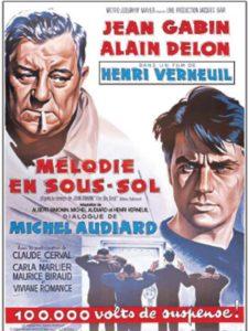 Mélodie en sous-sol de Henri Verneuil