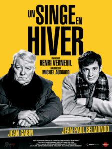 Un Singe en Hiver de Henri Verneuil