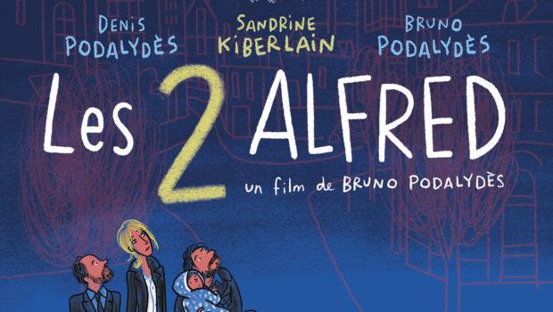 Les 2 Alfred de Bruno Podalydès