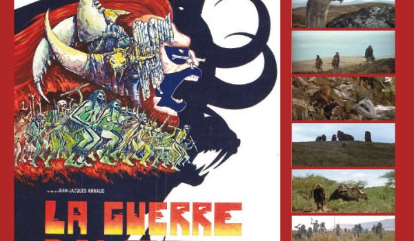 Couverture du numéro 641 de l'Avant-Scène Cinéma, dossier La guerre dyu feu de Jean-Jacques Annaud