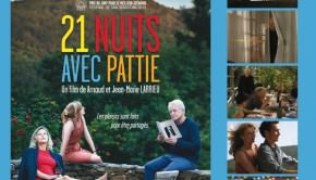 Couverture de l'Avant-scène Cinéma 638, 21 nuits avec Pattie d'Arnaud et Jean-Marie Larrieu