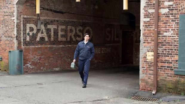 Adam Driver dans Paterson de Jim Jarmusch