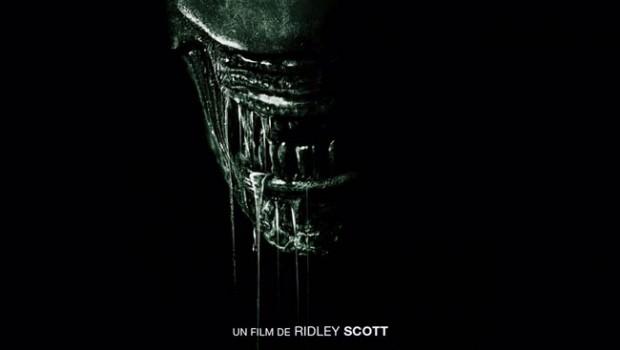 Affiche Alien Covenant de Ridley Scott