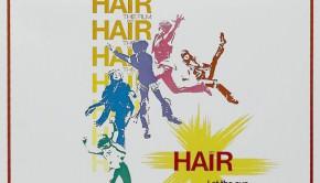 Affiche Hair de Milos Forman