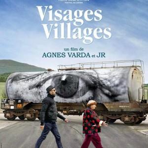 Visages Villages d'Agnès Varda et J.R.