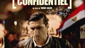 Affiche du film de Tarik Saleh, Le Caire confidentiel pour la critique de la semaine de l'ASC en partenariat avec l'ESRA