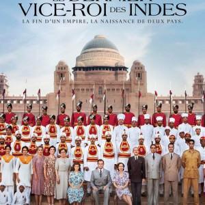 Affiche du film Le dernier viceroi des Indes de Gurinder Chadha