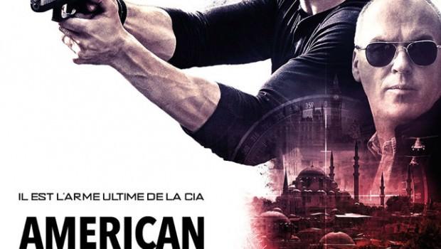 Affiche du film American Assassin de Michael Cuesta