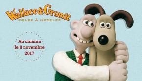 Wallace et Gromit : Coeurs à modeler de Nick Park