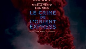 Le crime de l'Orient Express de Kenneth Branagh