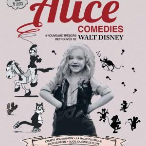 Alice comédies 2 de Walt Disney