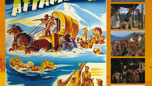 Couverture Avant-Scène Cinéma numéro 660 à propos de Les Affameurs d'Anthony Mann
