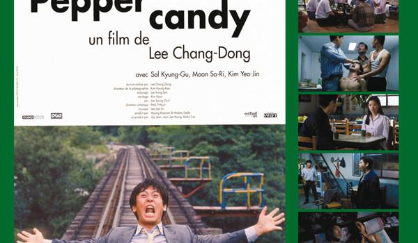 Couverture Avant-Scène Cinéma 665 à propos de Peppermint Candy de Lee Chang-Dong