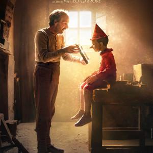 Pinocchio de Matteo Garrone
