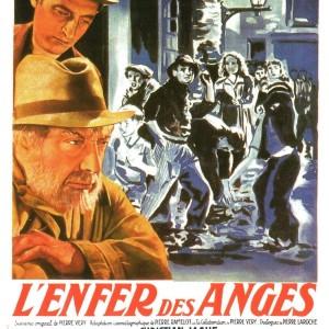 L'enfer des anges de Christian Jaque - Sept classiques français - actu dvd Avant-Scène Cinéma