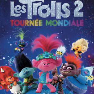Les Trolls 2, tournée mondiale de Walt Dohrrn et Daviid P. Smith