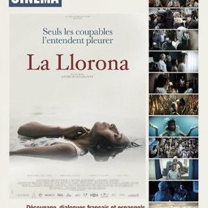 Couverture numéro 677 de l'Avant-Scène Cinéma La Llorona de Jayro Bustamante