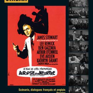 Couverture du numéro 680-681 de l'Avant-Scène Cinéma sur Autopsie d'un meurtre d'Otto Preminger