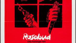 Affiche de Rosebud d'Otto Preminger