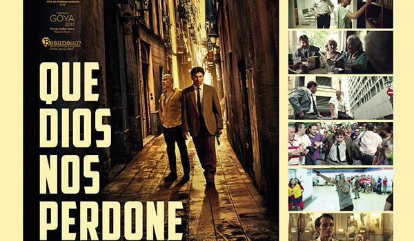 Couverture du numéro 684 de l'Avant-Scène Cinéma à propos de Que Dios nos perdone de Rodrigo Soroyen