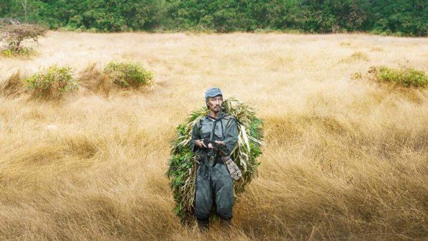 Onoda de Dix Mille Nuits dans la Jungle d'Arthur Harari