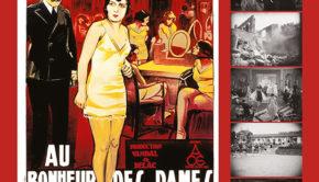 Couverture du Numéro 686 de l'Avant-Scène Cinéma à propos du film Au bonheur des Dames de Julien Duvivier